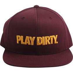 Undefeated - Mens Play Dirty Hat