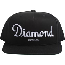 Diamond Supply - Mens Champagne Snapback Hat