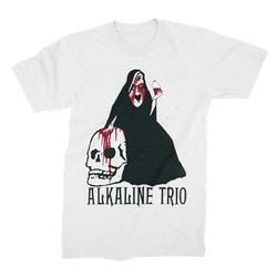 Alkaline Trio - Mens Nun T-Shirt