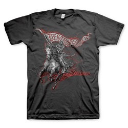 Destroyer 666 - Mens Wildfire T-Shirt