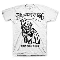 Destroyer 666 - Mens No Remorse T-Shirt