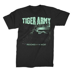 Tiger Army - Mens Prisoner Of The Night T-Shirt