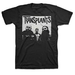 Transplants - Mens Transplants Band Photo T-Shirt