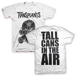 Transplants - Mens Transplants Tall Cans T-Shirt