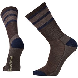 Smartwool - Striped Hike Light Crew Performance Socks