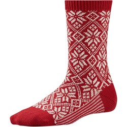 Smartwool - Women's Traditional Snowflake Socks