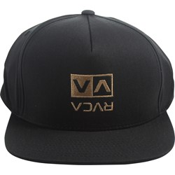 RVCA - Mens Upside Snapback Hat