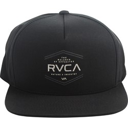 RVCA - Mens In the Cut Snapback Hat