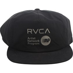 RVCA - Mens ANP Five Snapback Hat