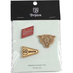 Brixton - Mens Fury Pin Pack