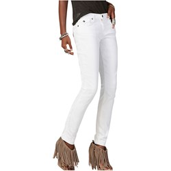 True Religion - Womens Casey Flap Pocket Skinny Jeans