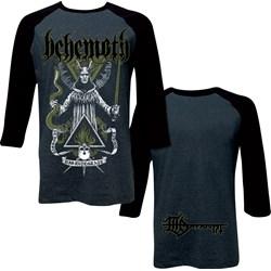 Behemoth - Mens Behemoth Disintegrate Raglan