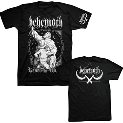 Behemoth - Mens Behemoth Reset T-Shirt