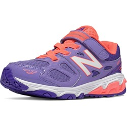 New Balance - Grade School Hook and Loop 680v3 Shoes