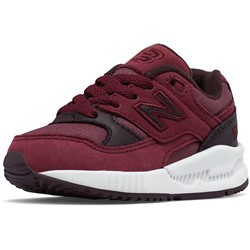 New Balance - Unisex-Baby 530 Canvas Wax Shoes