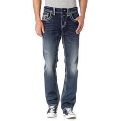 Rock Revival - Mens Rumo J402 Straight Jeans