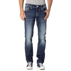 Rock Revival - Mens Steven J73 Straight Jeans