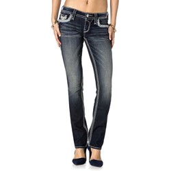 Rock Revival - Womens Ena J26 Straight Jeans