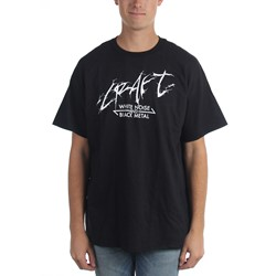 Craft - Mens White Noise T-Shirt