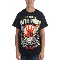 Five Finger Death Punch - Mens Zombie Kill T-Shirt