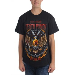 Five Finger Death Punch - Mens Eagle Punch T-Shirt