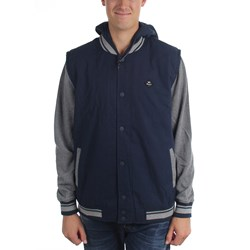 RVCA - Mens Puffer Stadium II Jacket