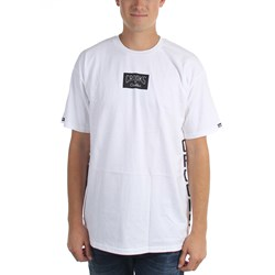 Crooks & Castles - Mens Block Patrol T-Shirt