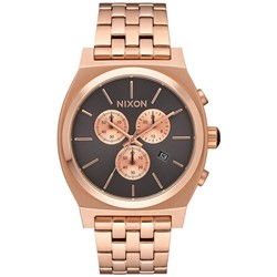 Nixon - Mens Time Teller Chrono Analog Watch