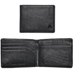 Nixon - Mens Escape Clip Bifold Wallet