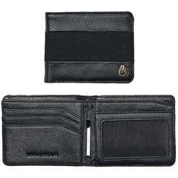 Nixon - Mens Escape Clip Bifold Wallet