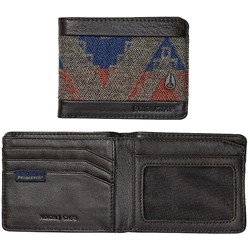 Nixon Men's Cape Bi-Fold Wallet