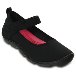 Crocs - Girls  Duet Busy Day Mary Jane