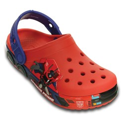 Crocs -  Transformers Optimus Prime Clog (Toddler/Little Kid)