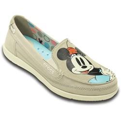 Crocs - Womens Walu Minnie Slip-on
