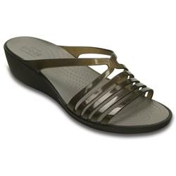 Crocs -  Women's Isabella Mini Wedge Sandal