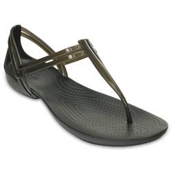 Crocs -  Women's Isabella T-Strap Jelly Sandal