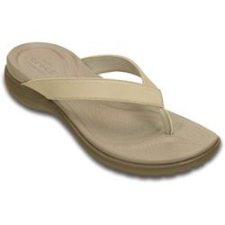 Crocs -  Women's Capri Flip-Flop