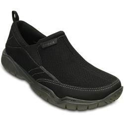 Crocs -  Men's Swiftwater Mesh Moc M Slip-On Loafer