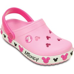 Crocs -  Crocband Mickey IV K Clog (Toddler/Little Kid)