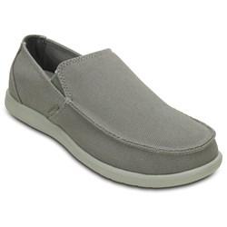 Crocs -  Men's Santa Cruz Clean Cut Slip-On Loafer