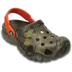 Crocs -  Swiftwater Realtree Xtra Clog (Toddler/Little Kid)