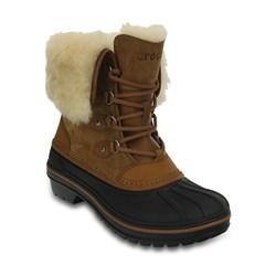 Crocs -  Women's AllCast II Luxe Snow Boot