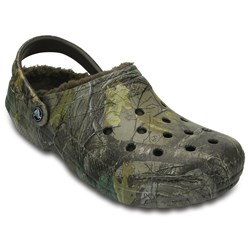 Crocs -  Unisex Classic Realtree Xtra Lined Mule