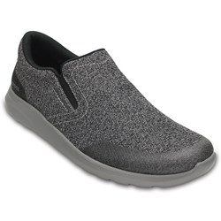 Crocs -  Men's Kinsale Static Slip-On M Fashion Sneaker