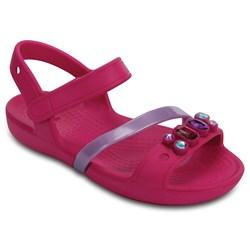 Crocs -  Girls' Lina K Sandal