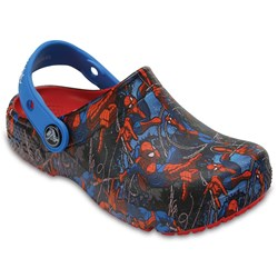 Crocs -  Boys' Crocs - funlab Spiderman Clog