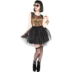 Iron Fist - Womens Wishbone Party Dress
