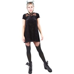 Iron Fist - Womens Cave Creeps Sweetheart Dress