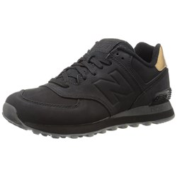 New Balance - Womens 574 Molten Metal Shoes