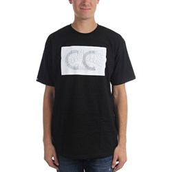 Crooks & Castles - Mens Side Line Core T-Shirt